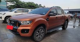 FORD 4WD 2014 3.2 AT DOUBLE CAB ORANGE 4986