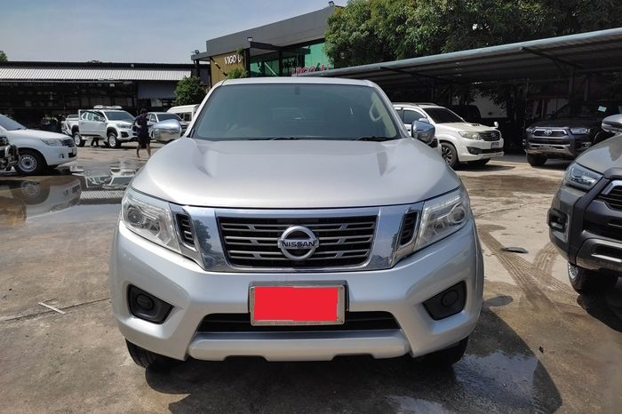 NISSAN 4WD 2017 2.5 MT DOUBLE CAB SILVER 3064 full