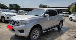 NISSAN 4WD 2017 2.5 MT DOUBLE CAB SILVER 3064