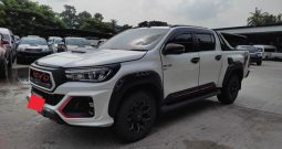 REVO 4WD 2019 2.8G AT DOUBLE CAB WHITE 3468