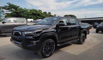 BRAND NEW REVO ROCCO 4WD 2021 2.8G AT DOUBLE CAB BLACK 9976 full