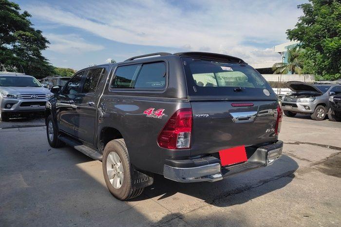 REVO 4WD 2017 2.8G AT DOUBLE CAB DARK GREY 8931 full