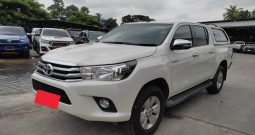 REVO 2WD 2016 2.4G AT DOUBLE CAB WHITE 5850