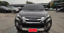 ISUZU 4WD 2017 3.0 AT DOUBLE CAB BLACK 6758