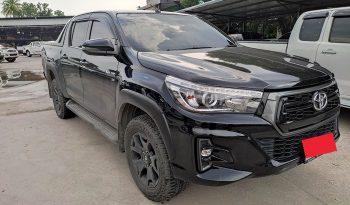 REVO 4WD 2018 2.8G AT DOUBLE CAB BLACK 8838 full