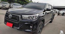 REVO 4WD 2018 2.8G AT DOUBLE CAB BLACK 8838
