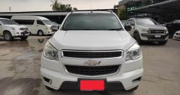 CHEVROLET 4WD 2014 2.8 AT DOUBLE CAB WHITE 6606