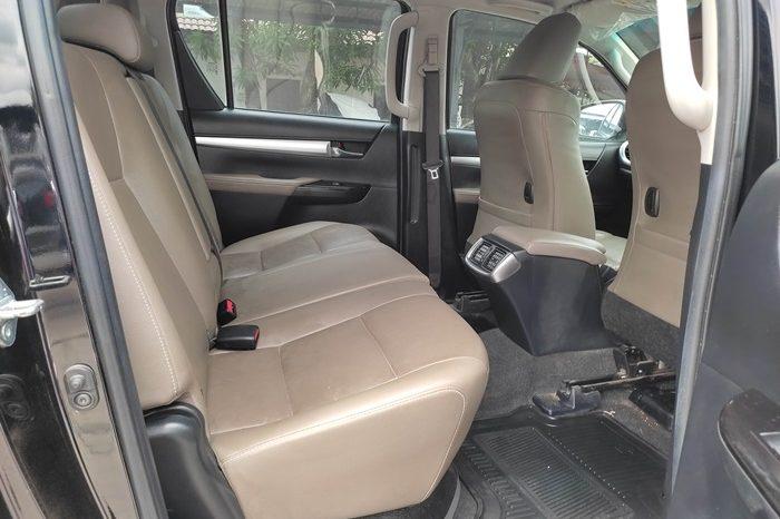 REVO 4WD 2015 2.8G MT DOUBLE CAB BLACK 1474 full