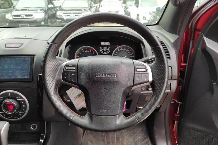 ISUZU 4WD 2017 3.0 AT DOUBLE CAB ORANGE 5577 full