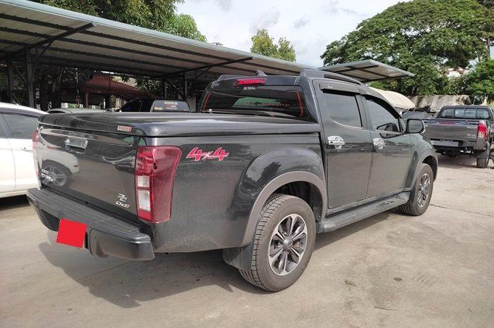 ISUZU 4WD 2017 3.0 AT DOUBLE CAB BLACK 3658 full