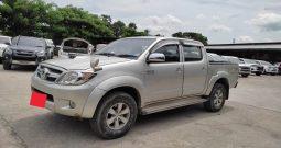 VIGO 4WD 2007 3.0G AT DOUBLE CAB SILVER 3069