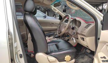 VIGO 4WD 2007 3.0G AT DOUBLE CAB SILVER 3069 full