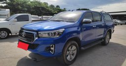 REVO 4WD 2018 2.8G AT DOUBLE CAB BLUE 1921