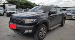 FORD 4WD 2016 2.0 AT DOUBLE CAB BLACK 2726