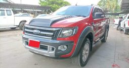 FORD 4WD 2014 3.2 AT DOUBLE CAB ORANGE 1409