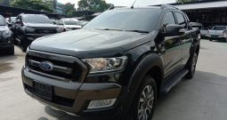FORD 4WD 2016 3.2 AT DOUBLE CAB BLACK 5384