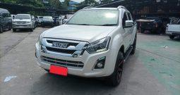 ISUZU 4WD 2017 3.0 AT DOUBLE CAB WHITE 7910